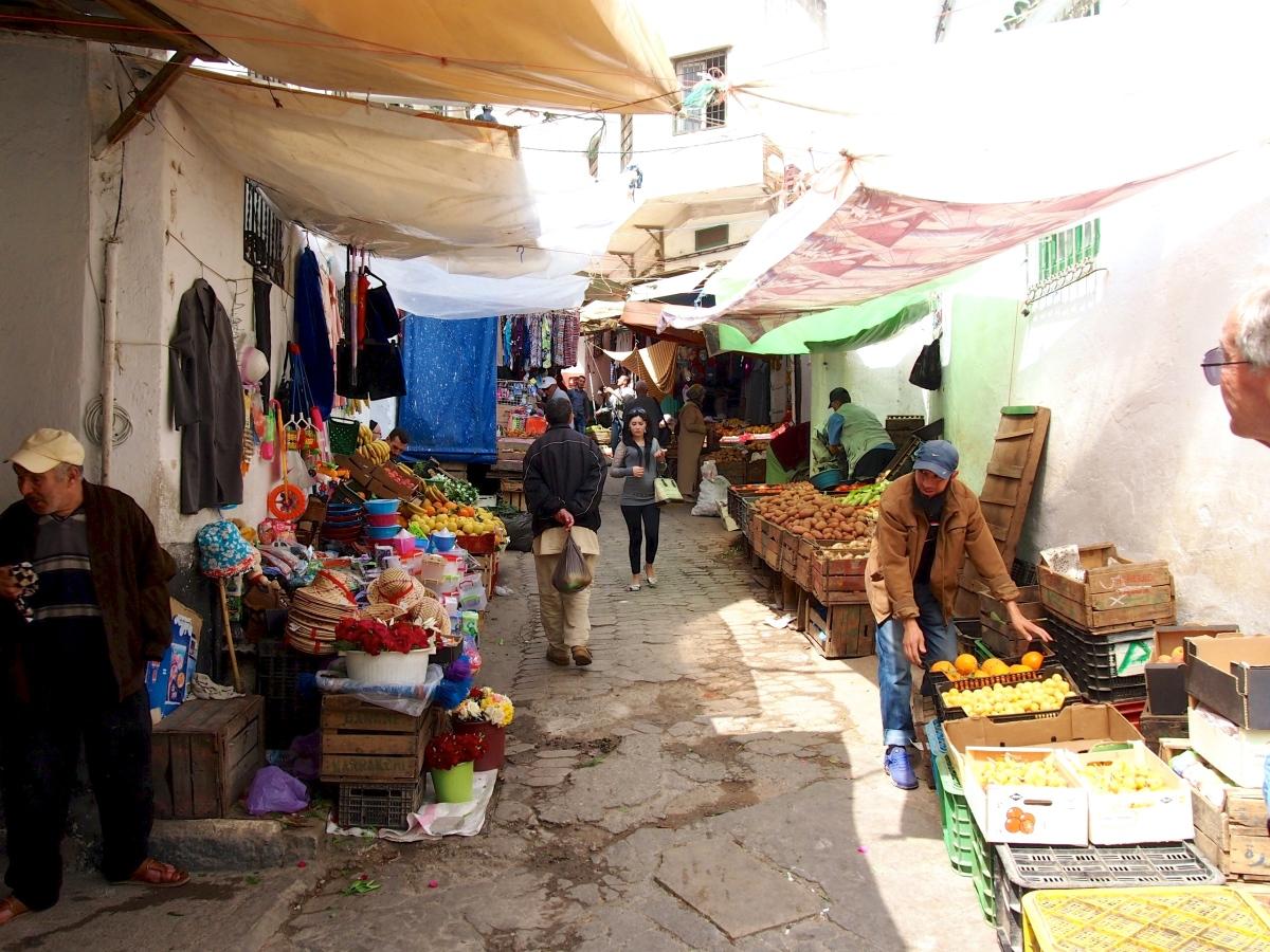 Ett smakprov på Marocko