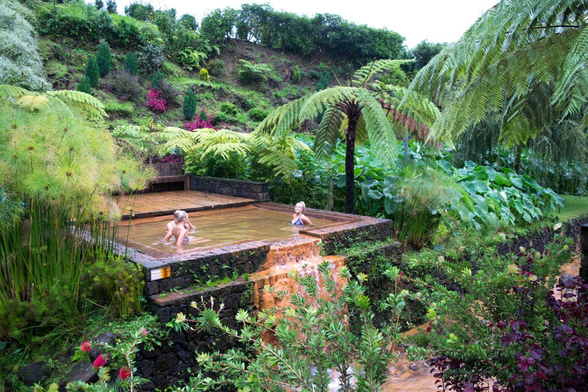 9 måsten på Azorerna
